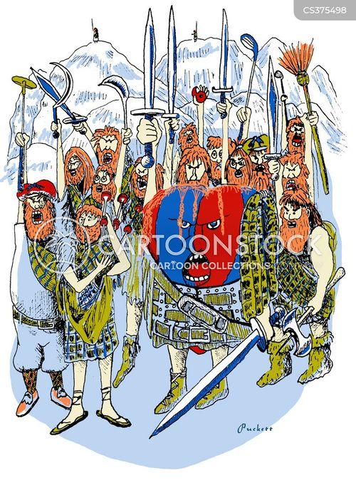 landowners cartoon
