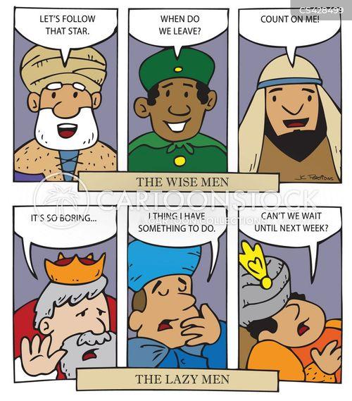 magis cartoon