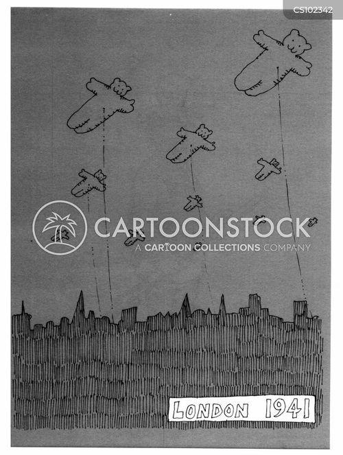blitz cartoon