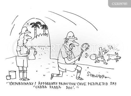 flintstone cartoon