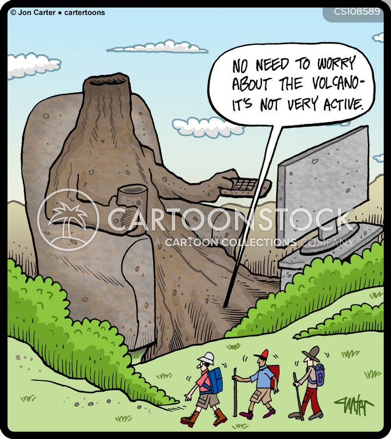 geologist cartoon
