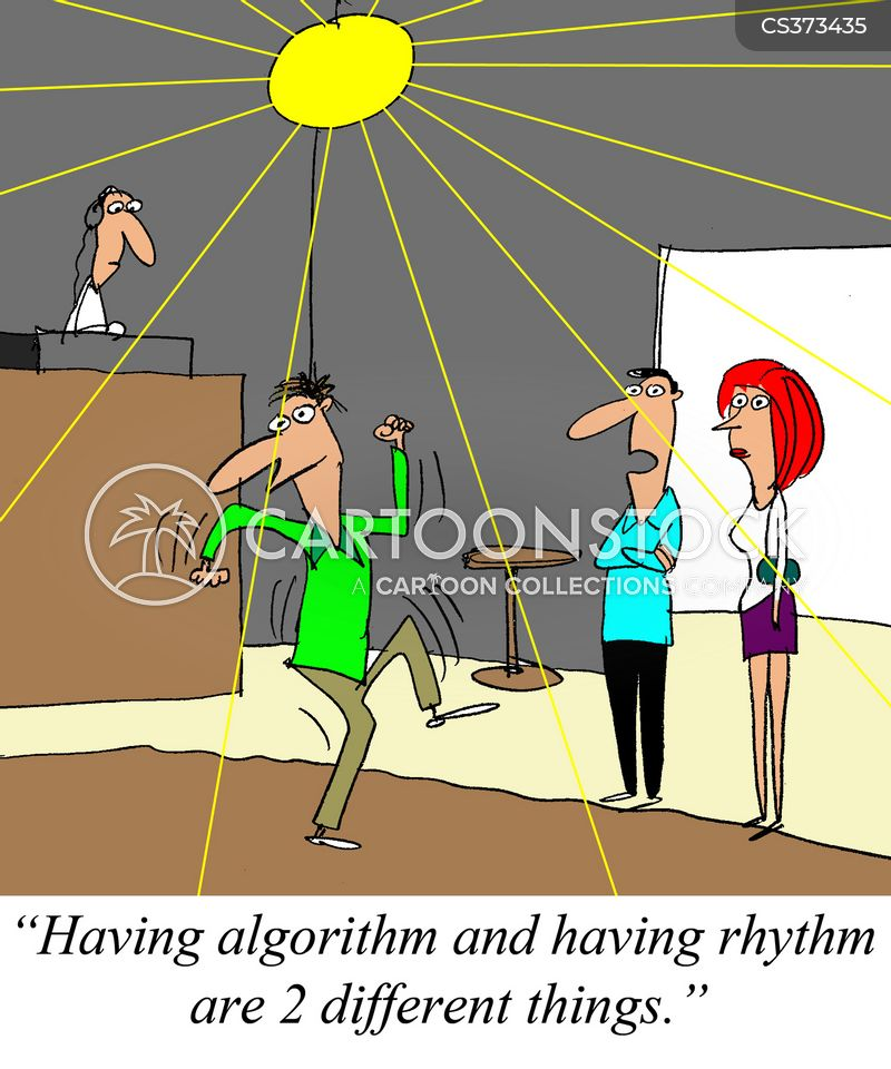 Dance Floor Cartoons And Comics Funny Pictures From Cartoonstock