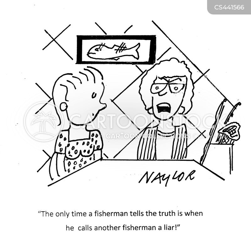 Fishing Tales cartoons, Fishing Tales cartoon, funny, Fishing Tales picture, Fishing Tales pictures, Fishing Tales image, Fishing Tales images, Fishing Tales illustration, Fishing Tales illustrations