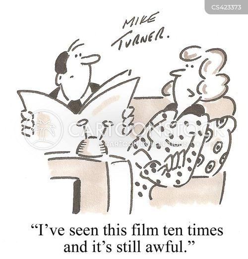 armchair critics cartoon