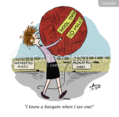 bulk buys cartoon
