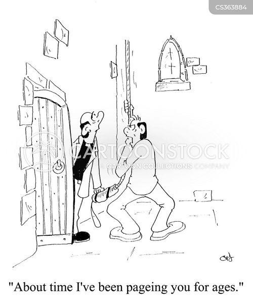bellringers cartoon