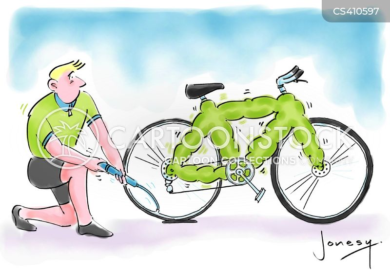 Bicycle Repair Cartoons and Comics - funny pictures from ...
