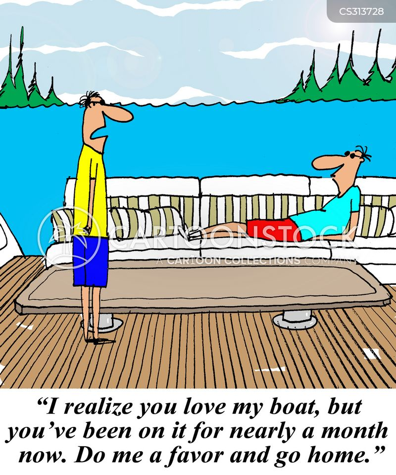 nautical cartoon