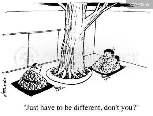 bonsai cartoon