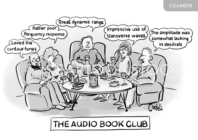 aural cartoon