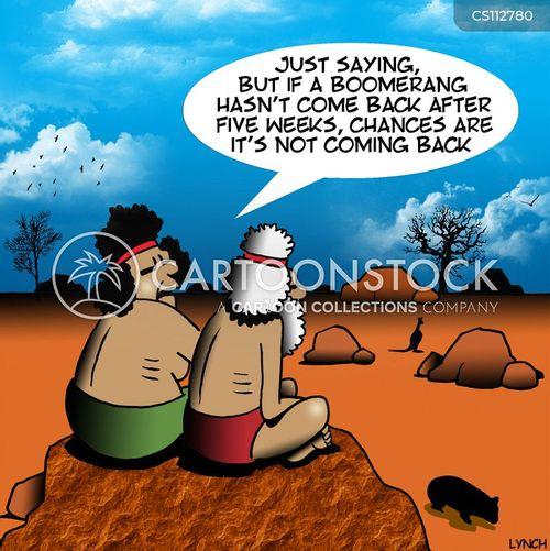 indigenous people cartoon