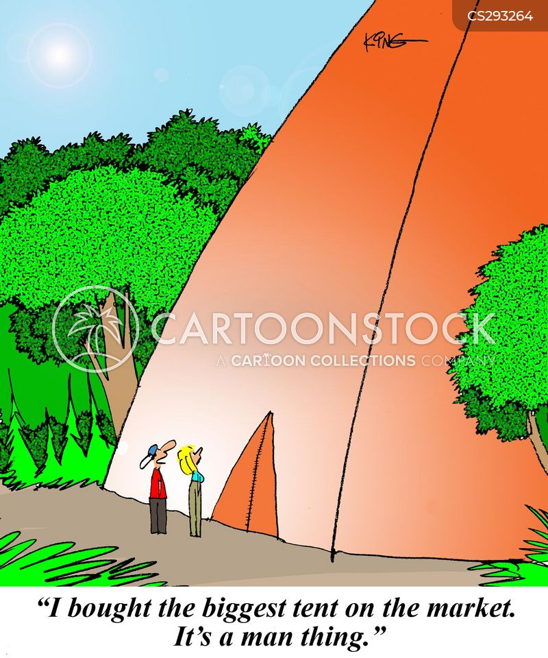 Big Tent cartoon 2 of 4  sc 1 st  CartoonStock & Big Tent Cartoons and Comics - funny pictures from CartoonStock