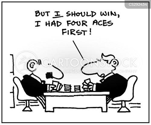 ace cartoon