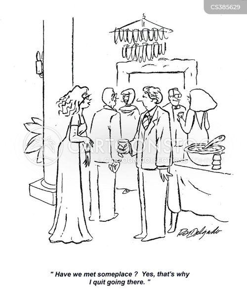 soiree cartoon
