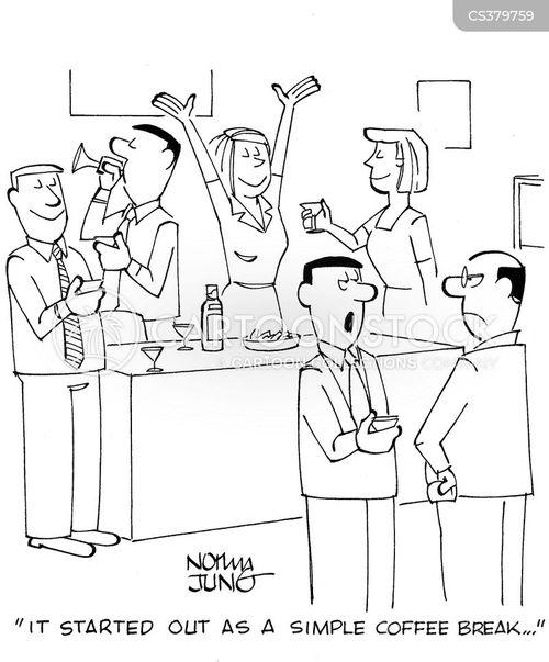 rowdy cartoon