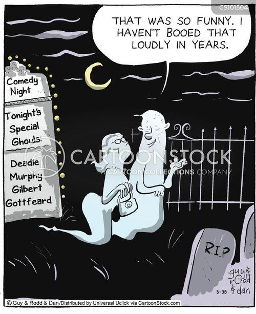 comedy nights cartoon