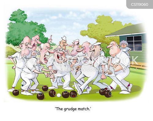 british summertime cartoon