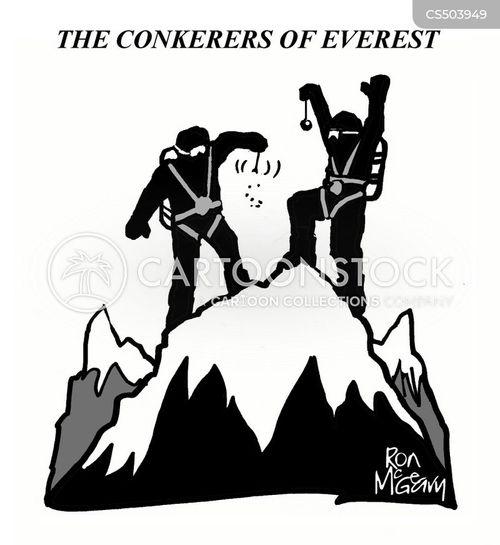 conqueror cartoon