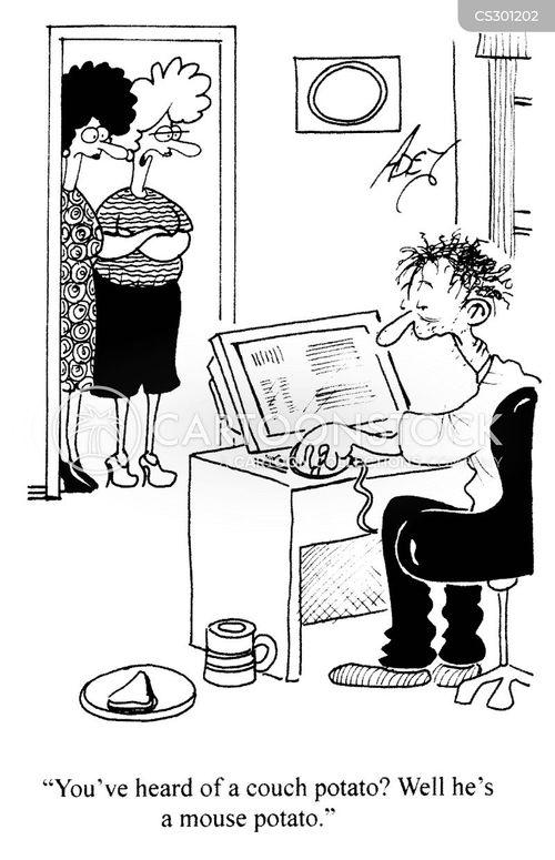 idlers cartoon