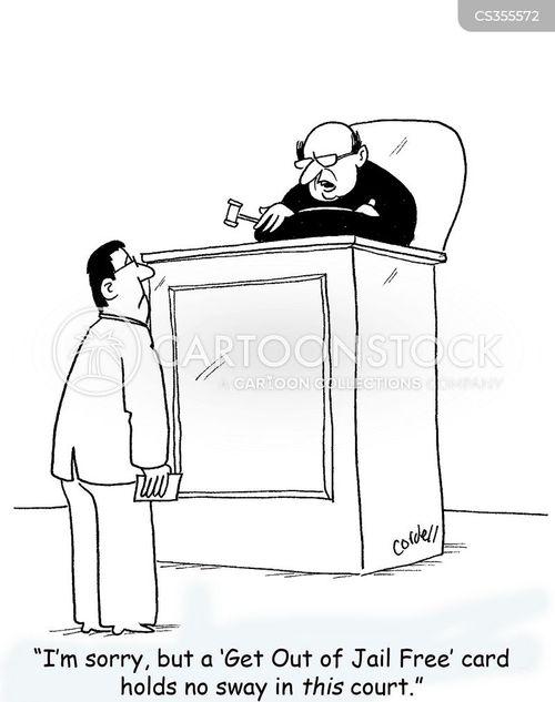 federal court cartoons and comics