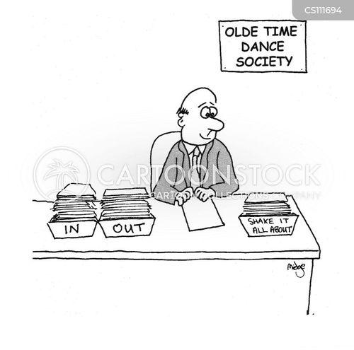 old time cartoon