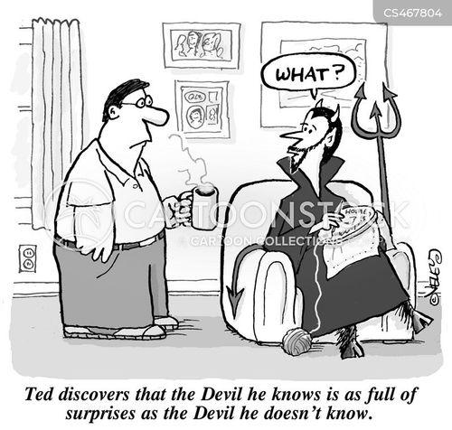 cross-stitch cartoon