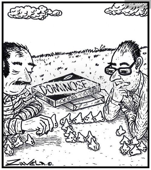 game piece cartoon
