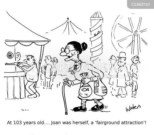 hundred cartoon