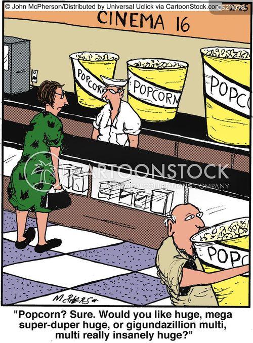 screenings cartoon