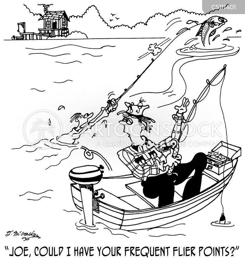 outdoor sports cartoon