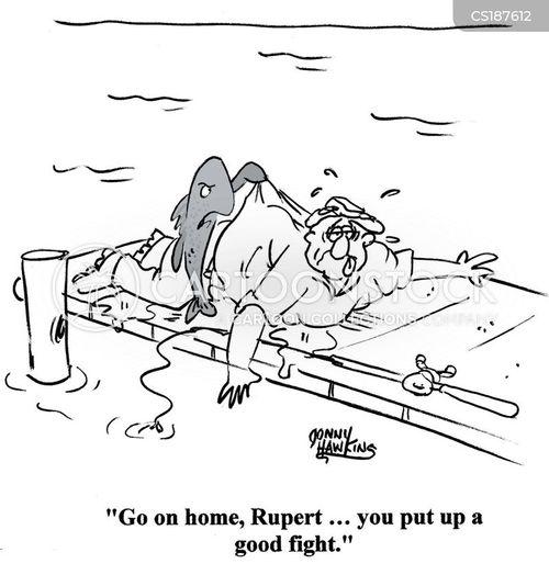 recreation cartoon