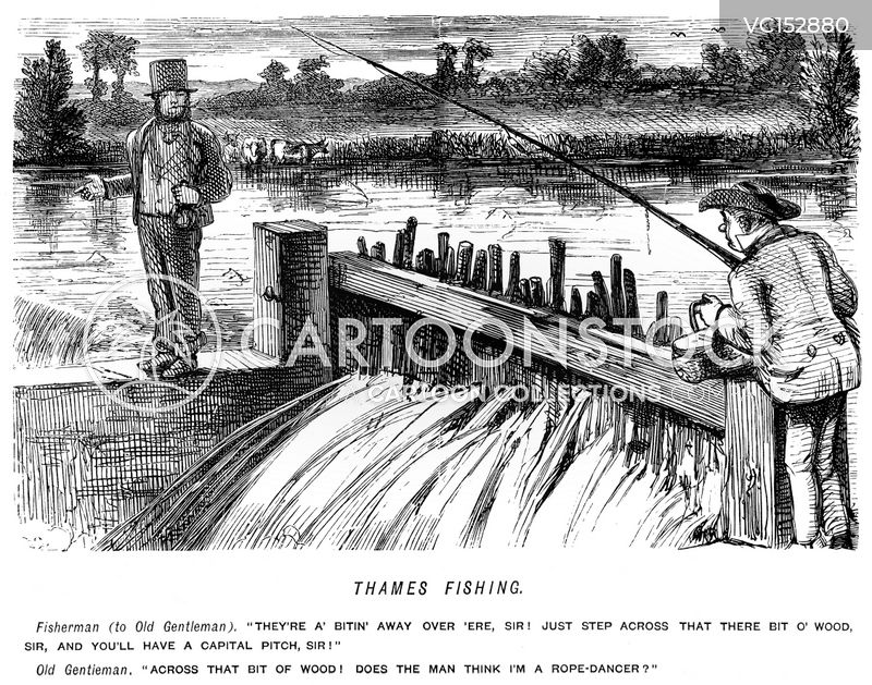Anglers cartoons, Anglers cartoon, funny, Anglers picture, Anglers pictures, Anglers image, Anglers images, Anglers illustration, Anglers illustrations