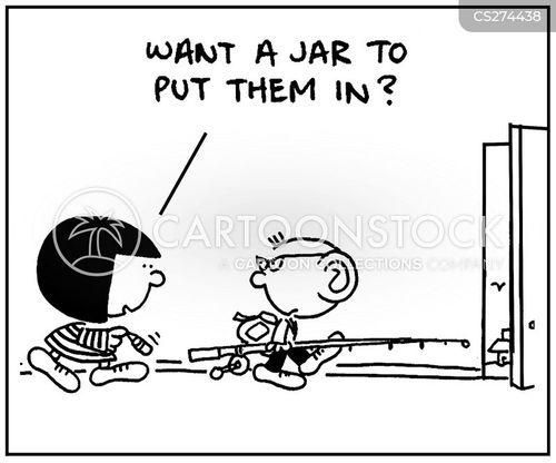 jars cartoon