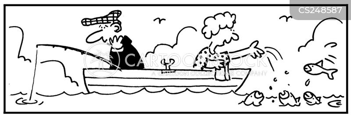 sabotages cartoon
