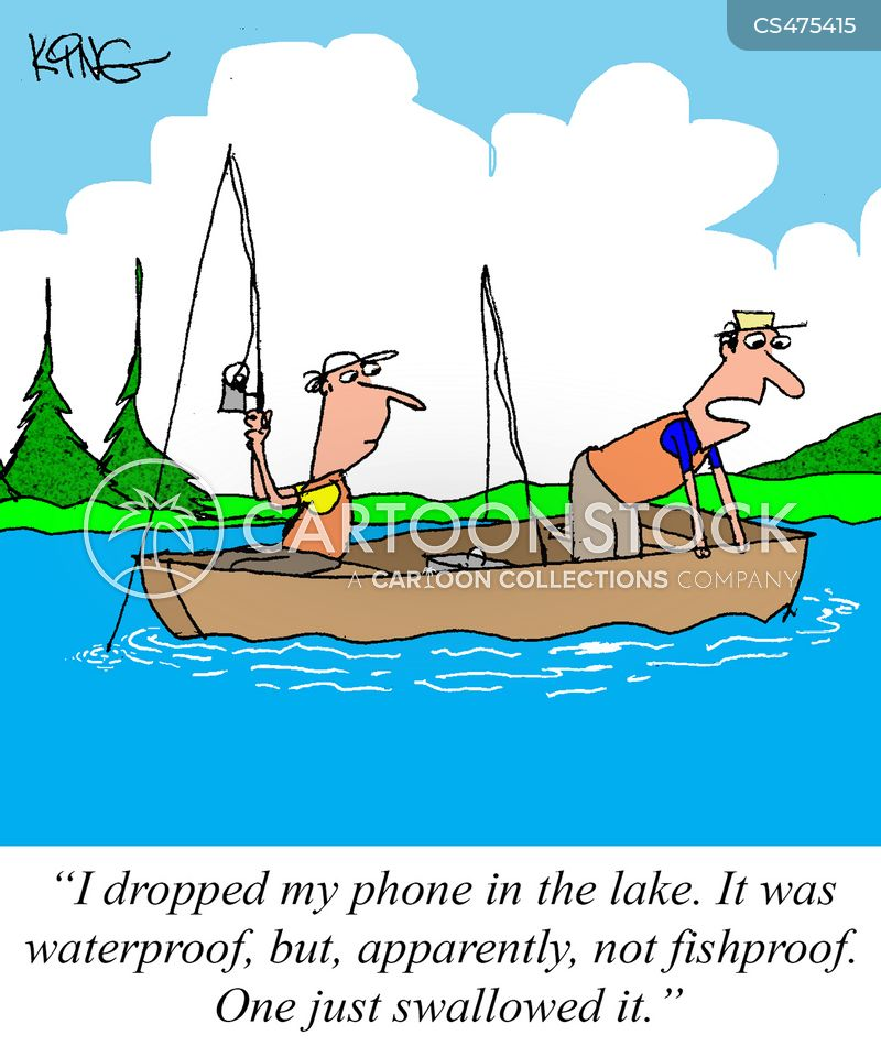 water proof cartoon