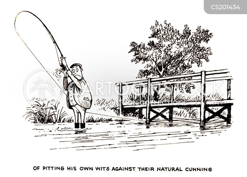 fishing boat cartoon