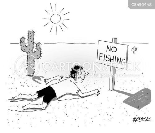 desert-crawling cartoon