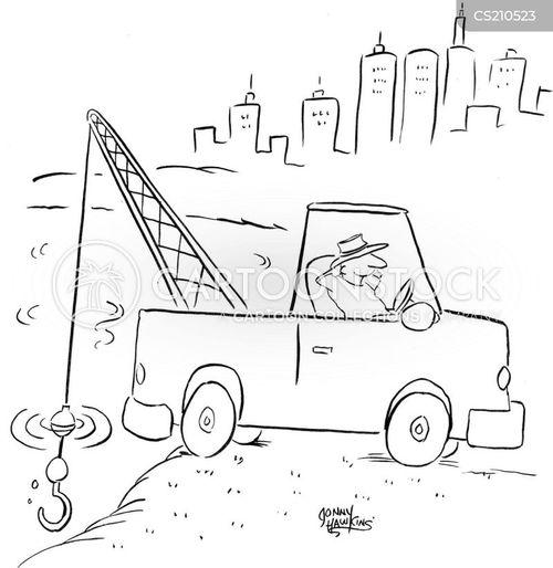 fly-fishing cartoon