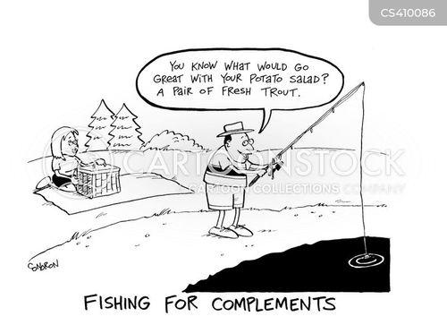 complements cartoon