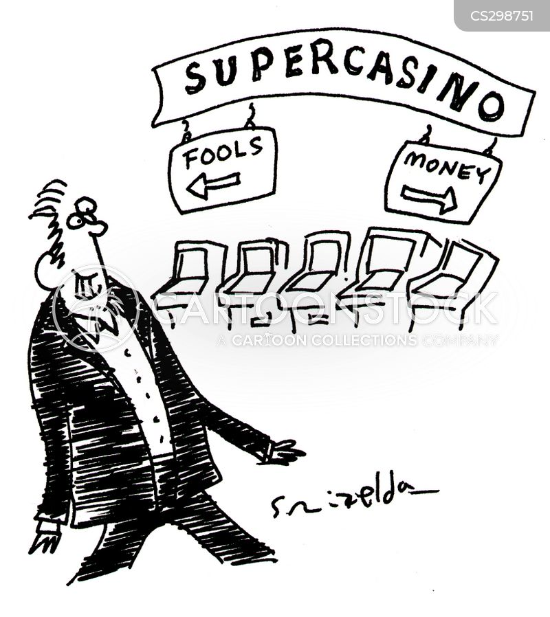 super casinos cartoon