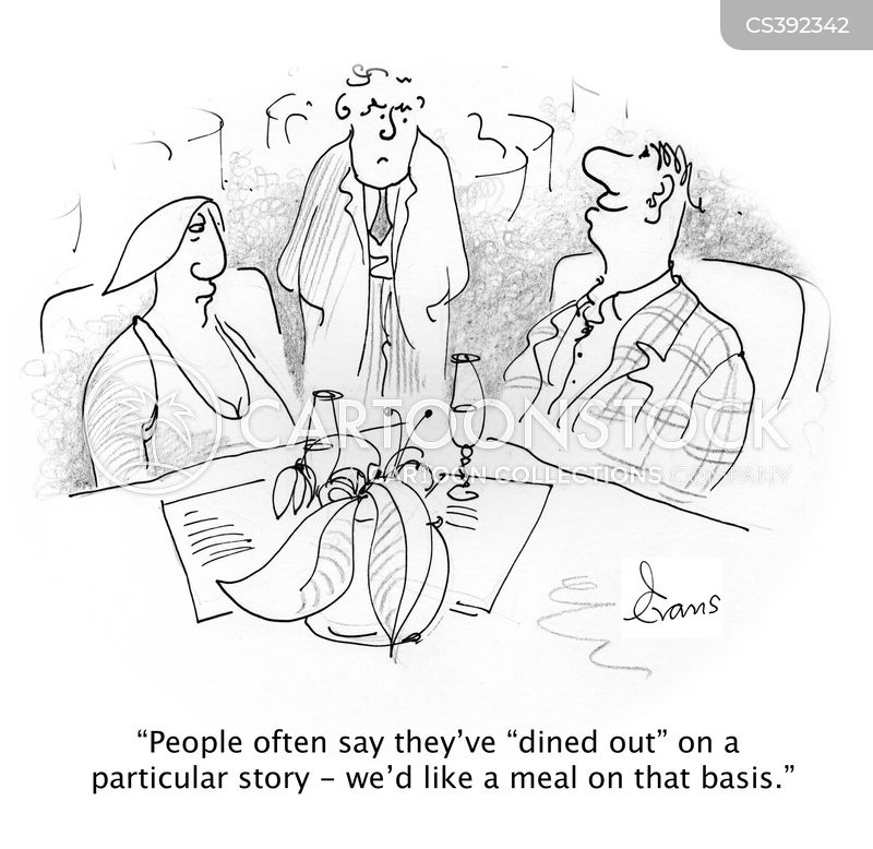 tall stories cartoon