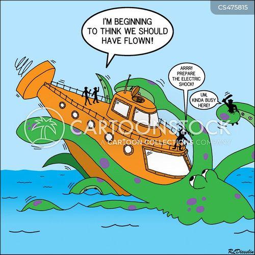 alternative transport cartoon