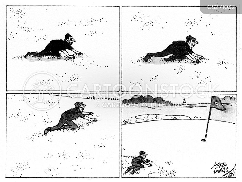 outdoor sport cartoon