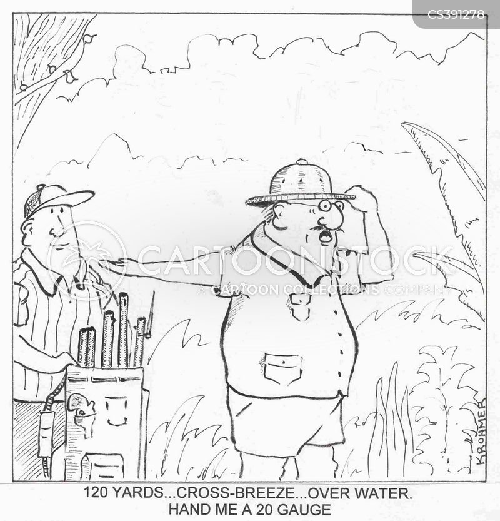 gauges cartoon