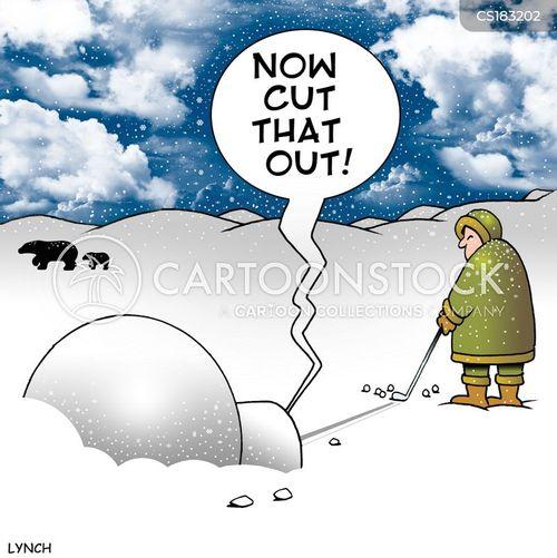 ball sports cartoon