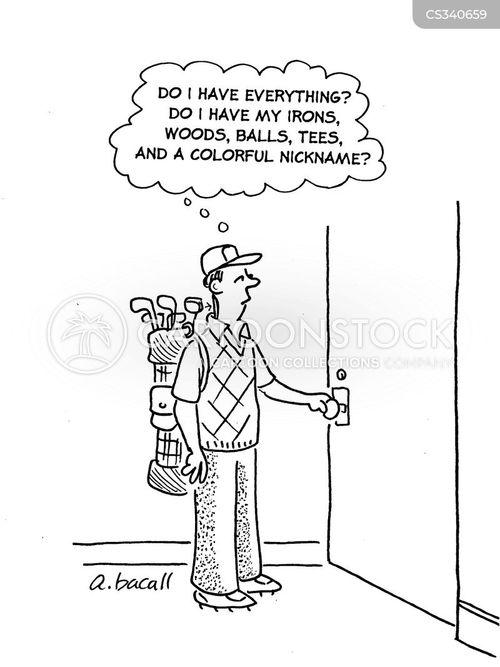checklists cartoon