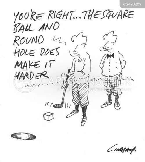 laws of physics cartoon