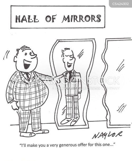 fair ground cartoon