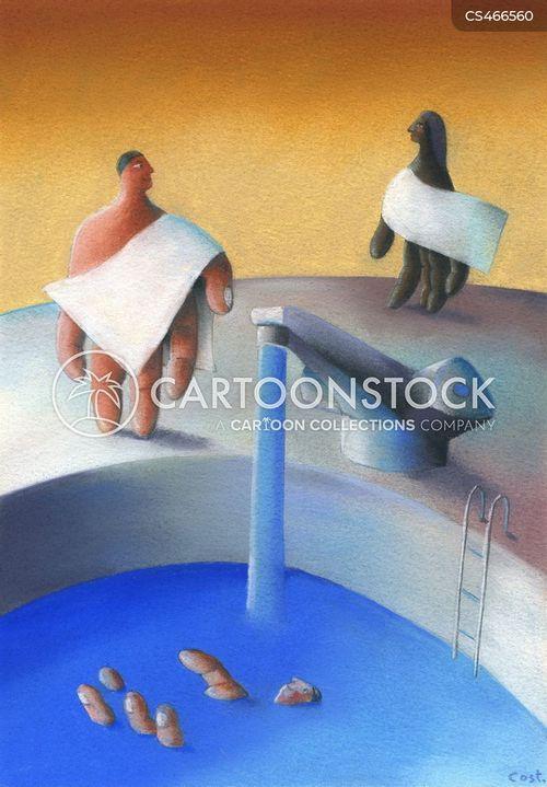 washing your hands cartoon