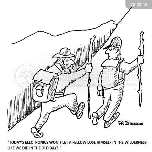 wildernesses cartoon